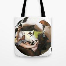 3:58 PM Tote Bag
