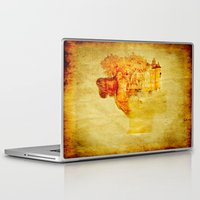 once upon a  time Laptop & iPad Skins featuring Once upon a time ... by Joe Ganech