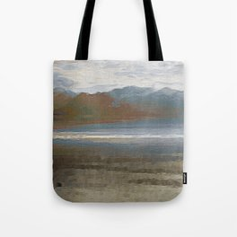 Yet another lake & mountain landscape | 1 Tote Bag