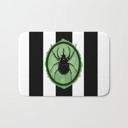 Juicy Beetle GREEN Bath Mat