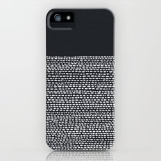 Riverside (Black) iPhone (5, 5s) Slim Case