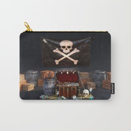 Pirate Treasure Carry-All Pouch