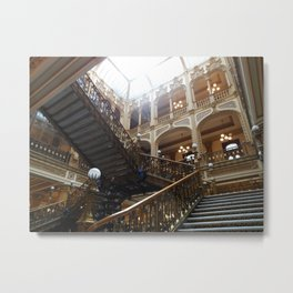 STAIRWAY TO HEAVEN MEXICO Metal Print
