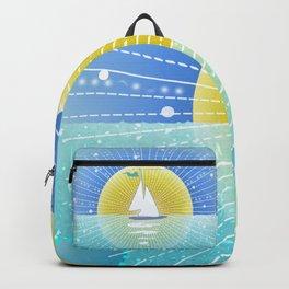Sunny Sailing Backpack