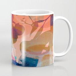Eastern Garden Abstract Coffee Mug