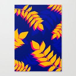 Don't Leaf Me Canvas Print