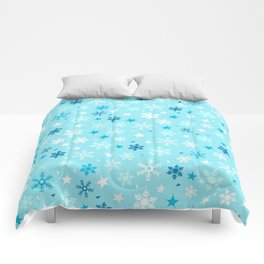 Let it snow! Comforters