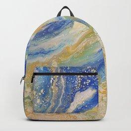 Acrylic Wave Backpack