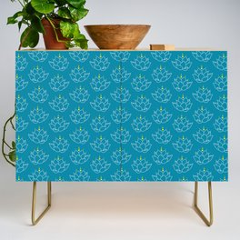 Water Lilies Credenza