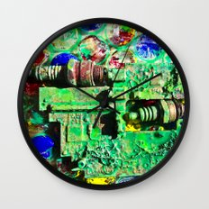 Life Is Complicated Wall Clock