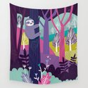 Sloth In The Woods Backpack By Maria Jose Da Luz Society6