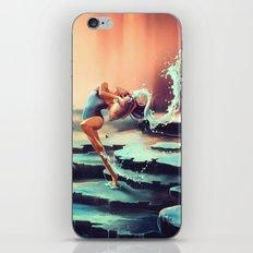 AQUARIUS from the Dancing Zodiac iPhone & iPod Skin