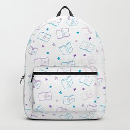 Classic Book Doodles Backpack