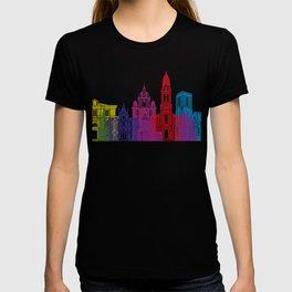 La Rochelle skyline pop T-shirt