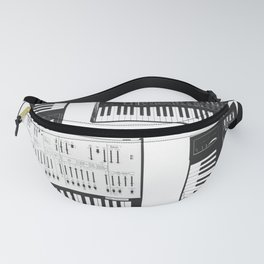 Collection : Synthetizers Fanny Pack