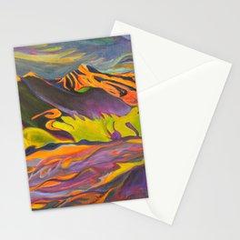 Sophia Rising over Taormina Stationery Cards