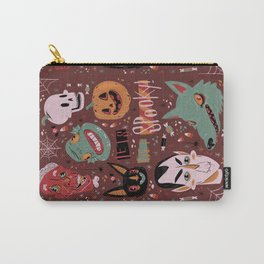 Let's Get Spooky! Carry-All Pouch