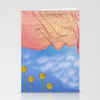 window Stationery Cards featuring Window by Brontosaurus