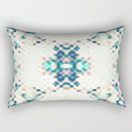 Light in Every Breath Rectangular Pillow