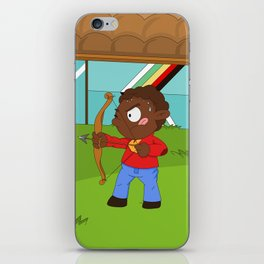 Olympic Sports: Archery iPhone Skin