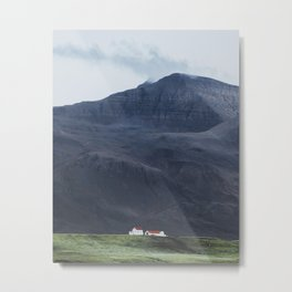 House Amongst Giants Metal Print