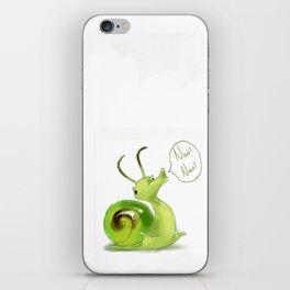 Noot! Noot! iPhone Skin
