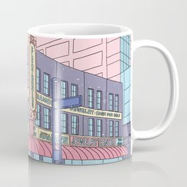 North Center Street - Reno, USA Coffee Mug