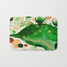 Green Study Bath Mat