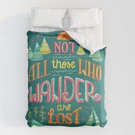 Not All Those Who Wander ii Comforters