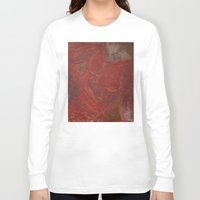 human Long Sleeve T-shirts featuring human by merry