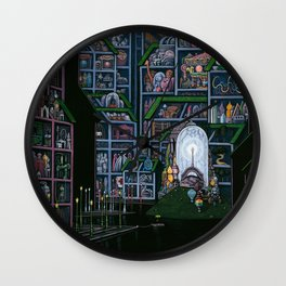 Age of Reason Wall Clock