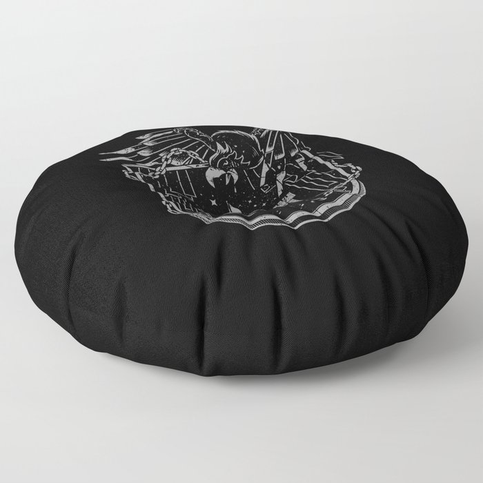 Dark Empire Floor Pillow