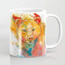 Ursa Major - bear painting Coffee Mug
