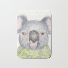 Christabelle the Koala Bath Mat