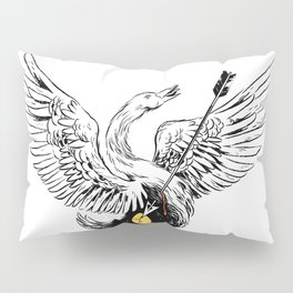 Kill the Goose Pillow Sham