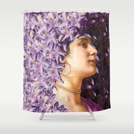 Undying Charm Shower Curtain