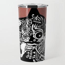 Barongs Doodle Travel Mug