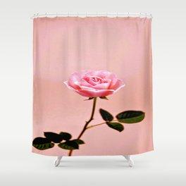 SINGLE LADY Shower Curtain