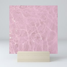 Pink Water Mini Art Print