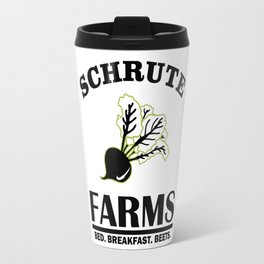 Schrute Farms Bed And Breakfast Travel Mug