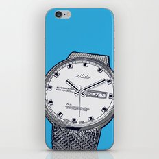 Mido Time! iPhone & iPod Skin