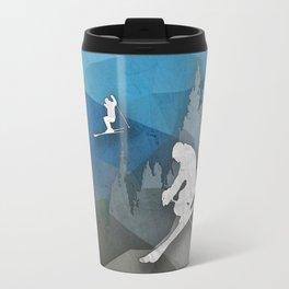The Skiers Travel Mug