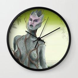 A Myth's Tale - Daphne Wall Clock