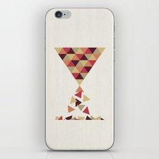Hourglass iPhone & iPod Skin