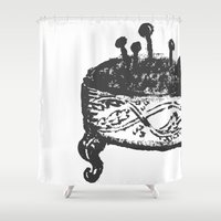 sewing Shower Curtains featuring Sewing lessons by Fiorella Modolo