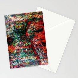 Deep Shiva Lingam-Rupture Stationery Cards