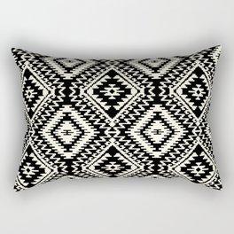 Rug Pattern Rectangular Pillow