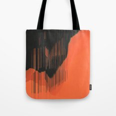 Stalactites Tote Bag