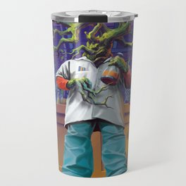 Stay Out of the Basement Travel Mug