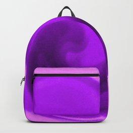 Purple tie dye Backpack